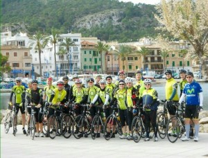 The 'Friends Of OP' Majorca 2016 Group