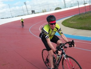 Fun at Sineu Velodrome