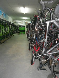Bike Garage @ Viva Tropic