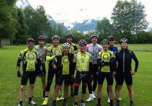 Alpine Adventures class of 2016